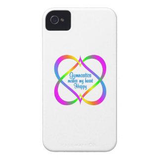 Gymnastik, die Herzen verbindet Case-Mate iPhone 4 Hülle