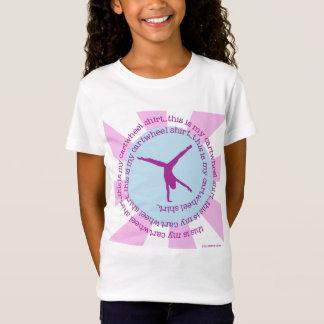 Gymnastik - dieses ist mein Wagenrad-Shirt T-Shirt