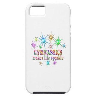 Gymnastik-Glitzern Hülle Fürs iPhone 5
