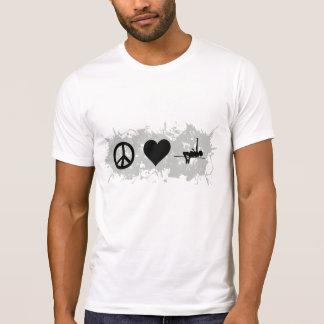 Gymnastik (Hochsprung) T-Shirt
