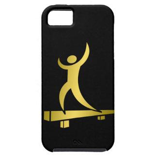 Gymnastik-künstlerischer Strahl Etui Fürs iPhone 5