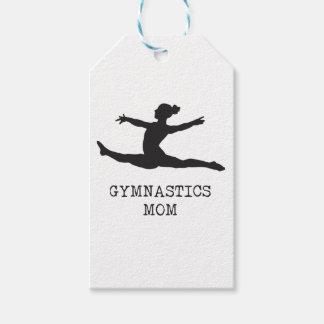 Gymnastik-Mamma Geschenkanhänger