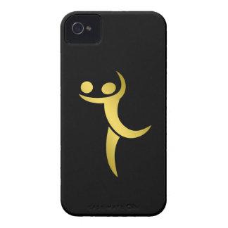 Gymnastik-rhythmischer Ball iPhone 4 Case-Mate Hülle