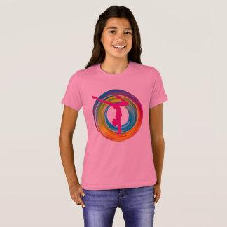Gymnastik-T-Shirt T-Shirt