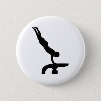 Gymnastikwölbung Runder Button 5,7 Cm
