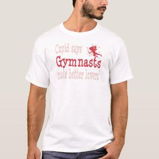 Gymnasts stellen bessere Liebhaber T - Shirts her
