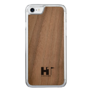 H1Club Handyfall Carved iPhone 8/7 Hülle
