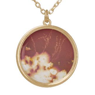 H.A.S. Kleine runde Halskette der Künste Gold,
