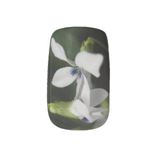 H.A.S. Kunstnagelentwurf, violett Minx Nagelkunst