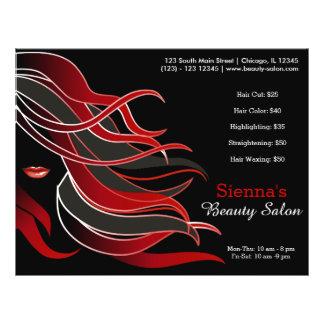 Haar-Stylist 21,6 X 27,9 Cm Flyer