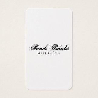Haar-Stylist - Geschäfts-Karten Visitenkarte