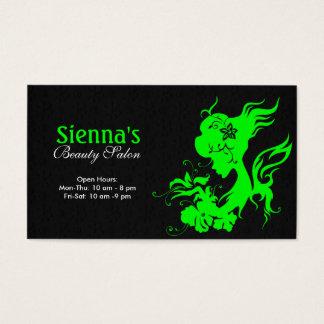 Haar-Stylist (Limon) Visitenkarten