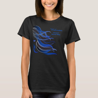 Haar-Stylist T-Shirt