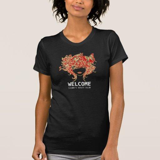 Haar-Stylist Tshirt