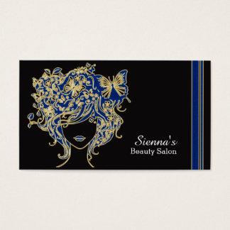 Haar-Stylist-Verabredungskarte Visitenkarte