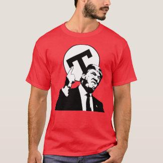 Haar-Trumpf-T-Stück T-Shirt