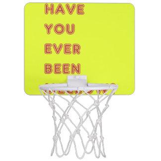Haben Sie ausgereift überhaupt gewesen Mini Basketball Netz