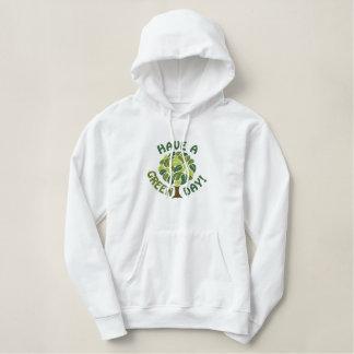 Haben Sie ein Green Day gesticktes Sweatshirt