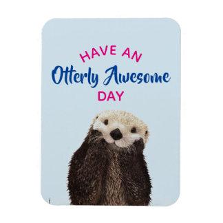 Haben Sie ein Otterly fantastischer Magnet