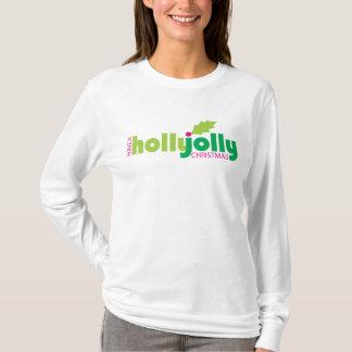 Haben Sie ein T-Stück Stechpalmen-der lustigen T-Shirt