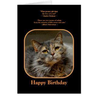 Haben Sie eine Meow-velous Karte