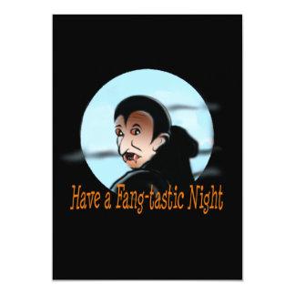 Haben Sie eine Reißzahn-tastic Nacht Karte
