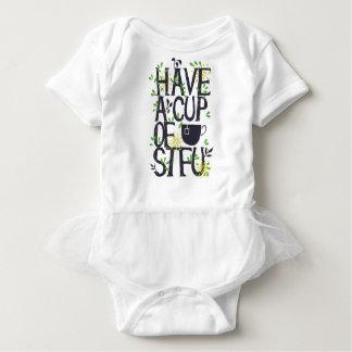 Haben Sie eine Schale STU Baby Strampler