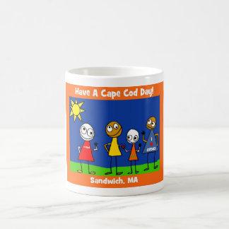 Haben Sie einen Cape Cod-Tag! Kaffeetasse