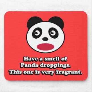 Haben Sie einen Geruch des Panda-Dung Mauspads