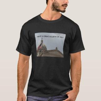 HABEN SIE EINEN GROSSEN AMERIKANISCHEN T-Shirt