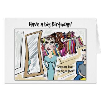 Haben Sie einen großen Geburtstag! Karten
