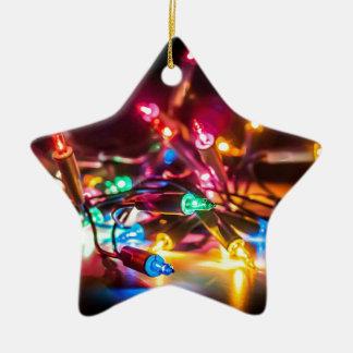 haben Sie frohen Weihnachten Keramik Ornament