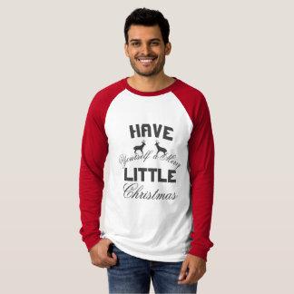 Haben Sie Ihr Selbst ein fröhliches ittle T-Shirt