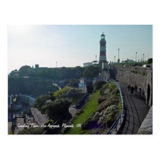 Hacken Sie Annäherung u. Smeatons Turm, Postkarte