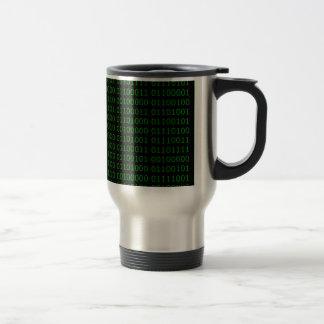 Hackeresque Reisebecher