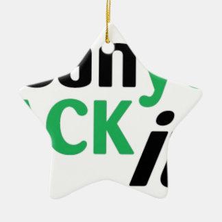 HACKON=HackAll Keramik Ornament