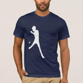 Hackysack Junge, weiß T-Shirt