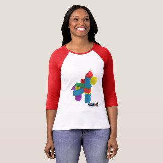 Hadali spielt - T-Shirt für Frauen - Pegasus