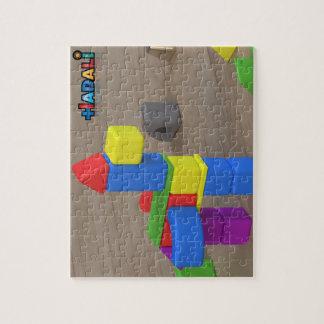 Hadali Spielwaren - Hadali Pegasus Puzzlespiel Puzzle