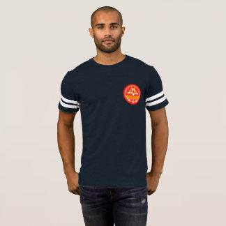 Hades vereinigte Fußball T-Shirt