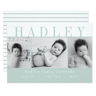 HADLEY KARTE
