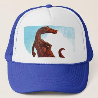 Hadrosaurus-Dinosaurier Truckerkappe