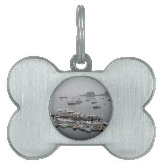 Hafen-Boote Tiermarke