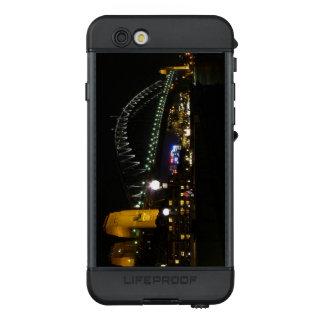 Hafen-Brücke nachts LifeProof NÜÜD iPhone 6s Hülle