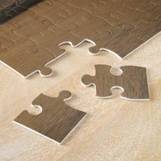 Hafen dem Puzzlespiel an der Dämmerungs-1 Puzzle