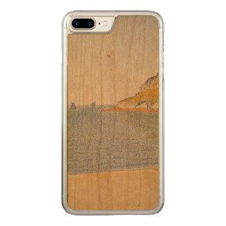 Hafen der Heilig-Form durch Paul Signac Carved iPhone 8 Plus/7 Plus Hülle