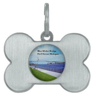Hafen Hurone Michigan Tiermarke