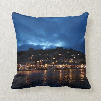 Hafen-Nachtkissen Kissen