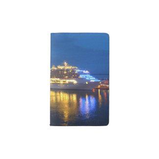 Hafen-Reflexionen Moleskine Taschennotizbuch