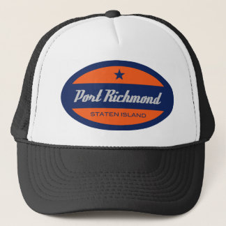 Hafen Richmond Truckerkappe